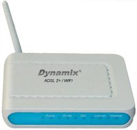 Dynamix Tiger 2Plus (1LAN, WiFi)