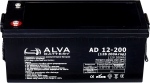 ALVA battery AD12-200